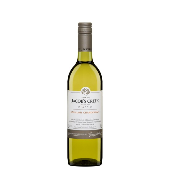 Jacob`s Creek Classic Semillon Chardonnay 0.75L