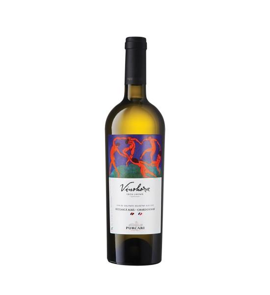 Purcari Vinohora Alb 0.75L