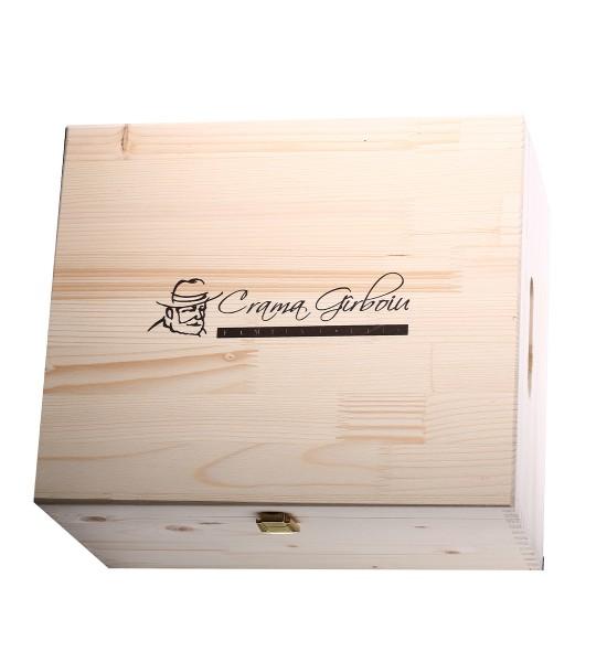 Girboiu Bacanta Gift Set Mix 6 st. x 0.75L