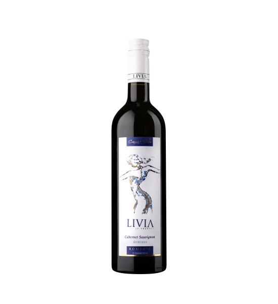 Girboiu Livia Cabernet Sauvignon 0.75L