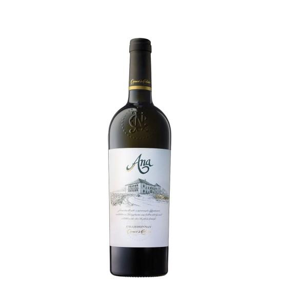 Jidvei Owner's Choice Ana Chardonnay 0.75L