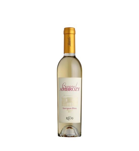 Recas Conacul Ambrozy Sauvignon Blanc 0.375L