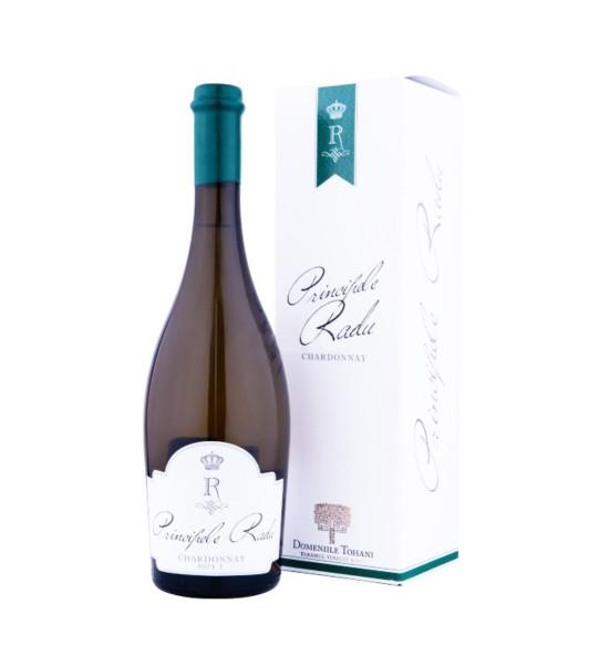 Tohani Principele Radu Chardonnay 0.75L