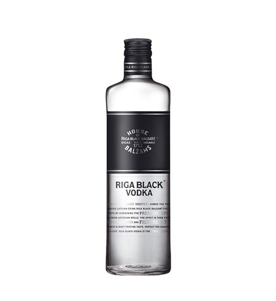 Riga Black Vodka 0.7L