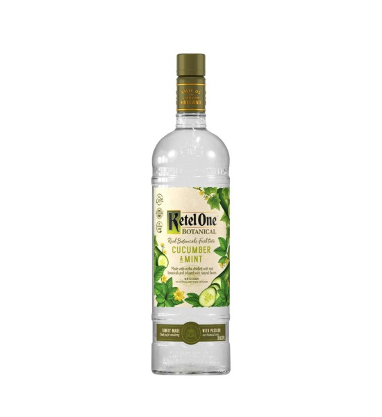 Ketel One Botanical Cucumber Mint 1L