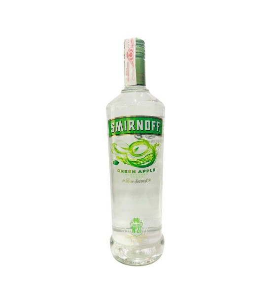 Smirnoff Green Apple 1L