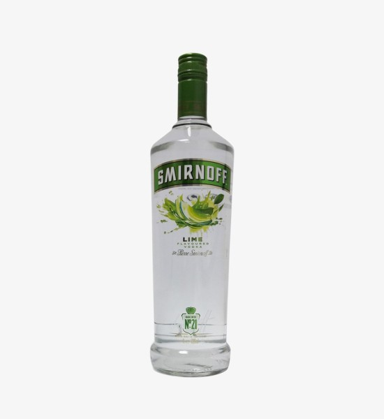 Smirnoff Twist of Lime 1L