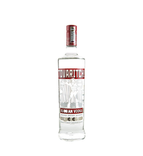 Tovaritch Premium Russian Vodka 1L