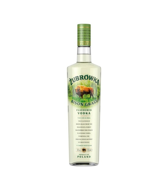 Zubrowka The Original Bison Grass 0.7L