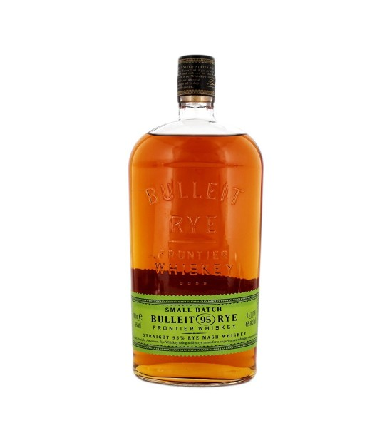 Bulleit 95 Rye Frontier Whiskey 1L
