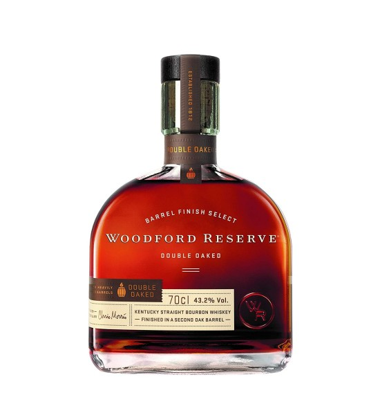 Woodford Reserve Double Oaked 0.7L