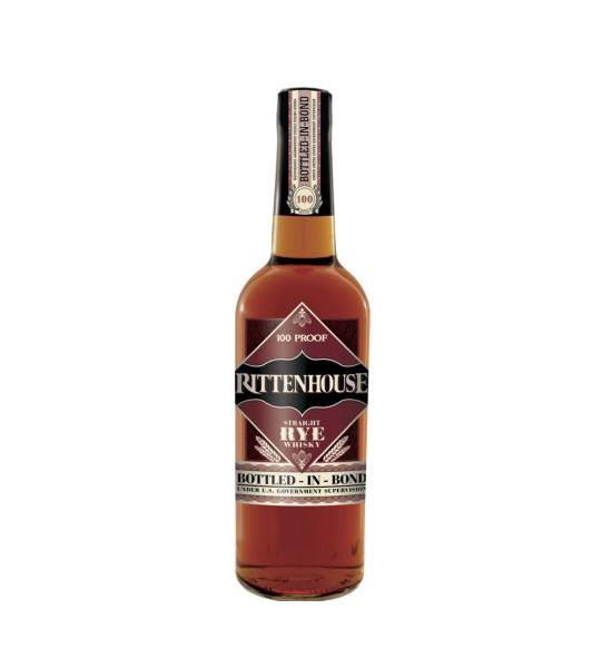 Rittenhouse Straight Rye Whisky Bottled in Bond 0.7L