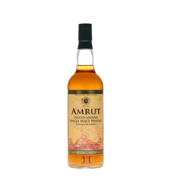 Amrut Peated Indian Single Malt 0.7L