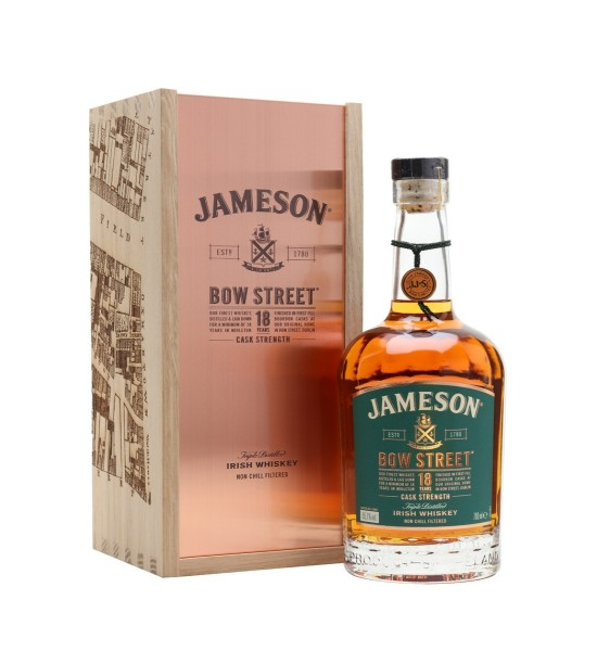 Jameson Bow Street 18 ani 0.7L