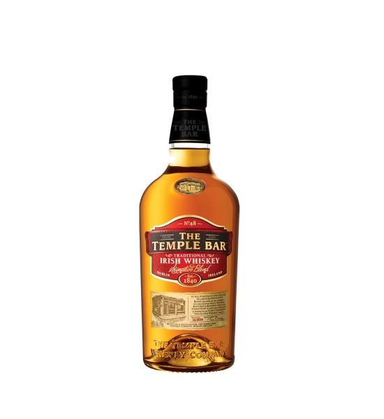 The Temple Bar Signature Blend Irish Whiskey 0.7L
