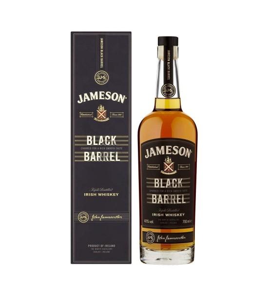 Jameson Black Barrel 0.7L