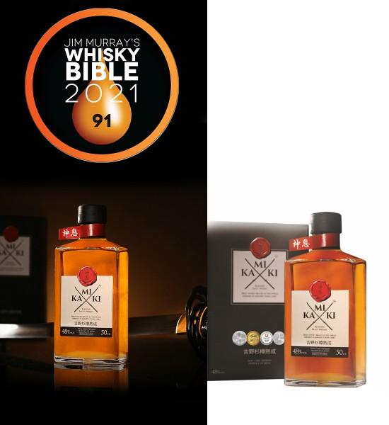 Kamiki Blended Malt Whisky 0.5L