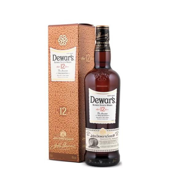 Dewar's 12 ani 1L