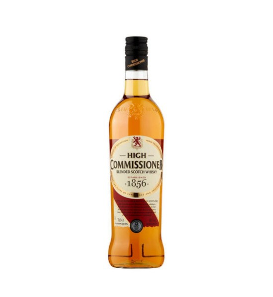 High Commissioner Blended Scotch Whisky 0.7L