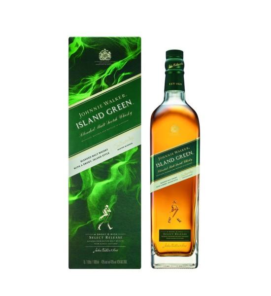 Johnnie Walker Island Green Select Release 1L