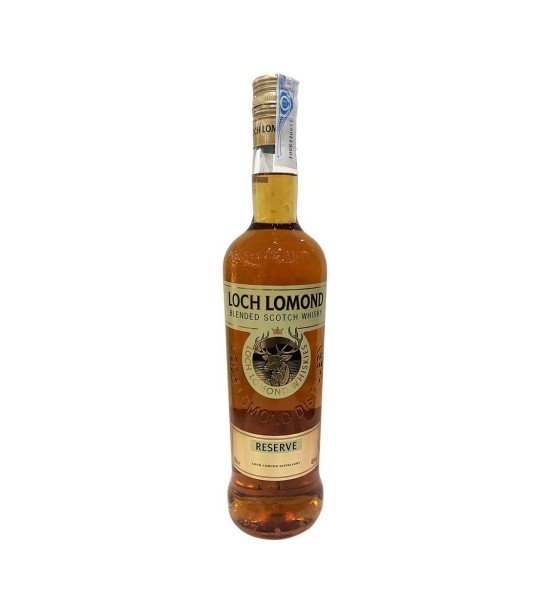 Loch Lomond Blended Scotch Whisky Reserve 0.7L