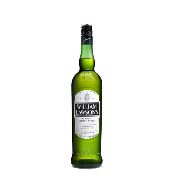 William Lawson Blended Scotch 0.7L