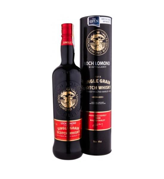 Loch Lomond Single Grain Scotch Whisky 0.7L