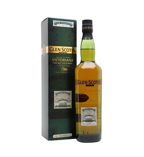 Glen Scotia Victoriana Cask Strength 0.7L