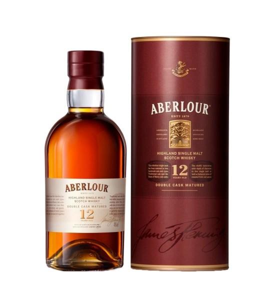 Aberlour 12 ani 0.7L