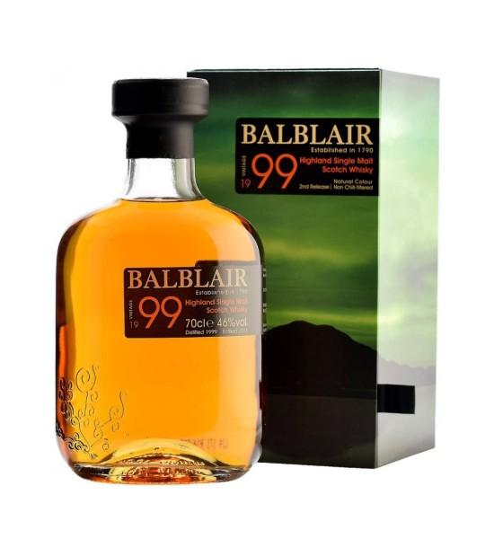 Balblair Vintage 1999 0.7L