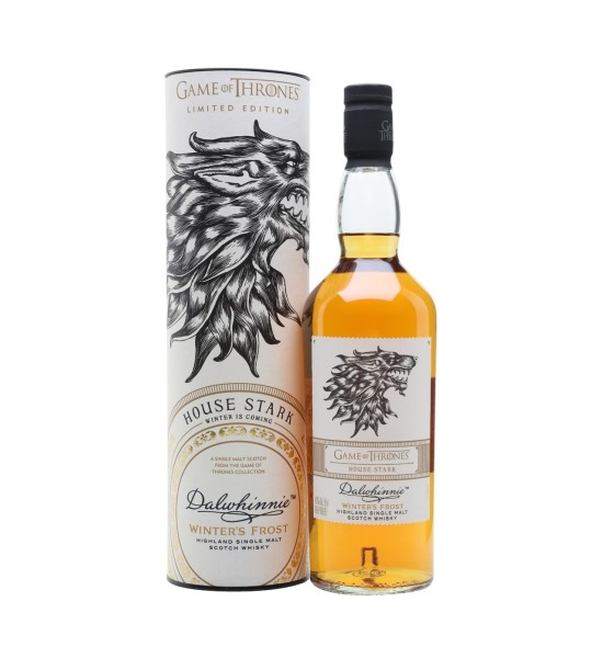 Dalwhinnie Winter's Frost House Stark 0.7L