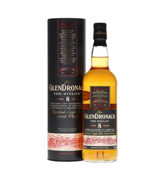 Glendronach The Heilan 8 ani 0.7L