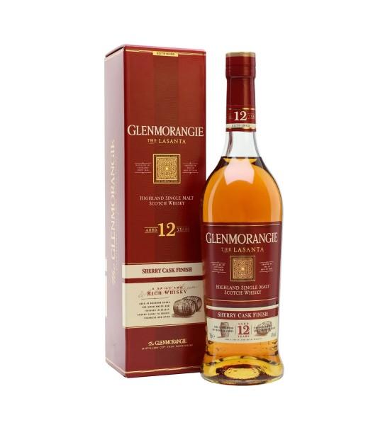 Glenmorangie Lasanta 12 ani 0.7L