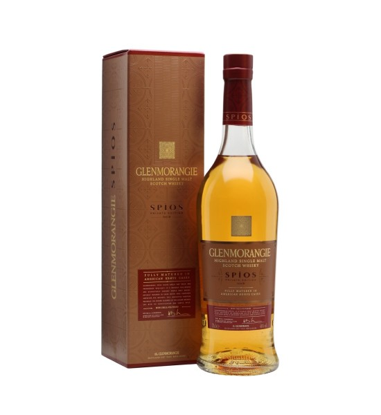 Glenmorangie Spios Private Edition 0.7L