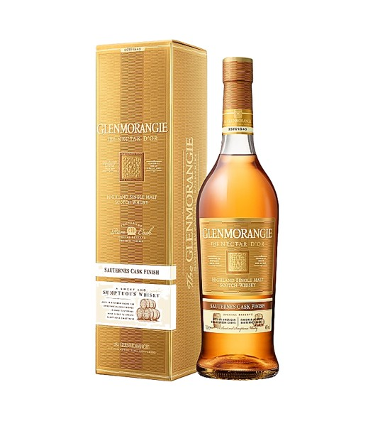 Glenmorangie The Nectar d'Or Sauternes Cask Finish 0.7L