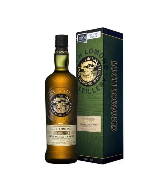 Loch Lomond Original Single Malt Scotch Whisky 0.7L