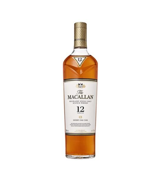 The Macallan Sherry Oak 12 ani 0.7L