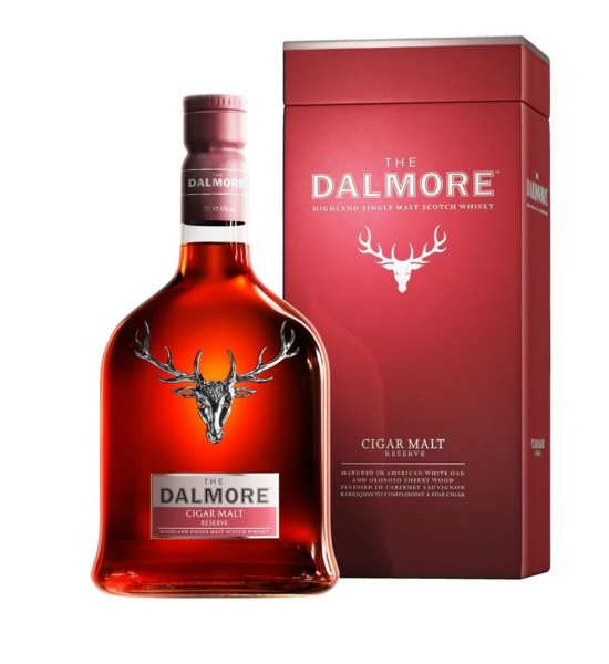 Dalmore Cigar Malt Reserve 0.7L