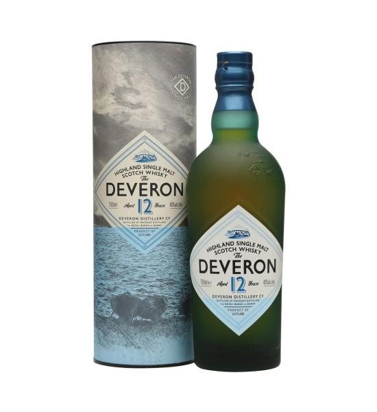 The Deveron 12 ani 0.7L
