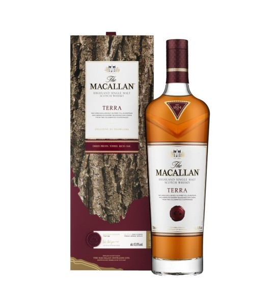 The Macallan Terra 0.7L