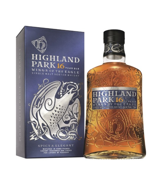 Highland Park Wings of The Eagle 16 ani 0.7L
