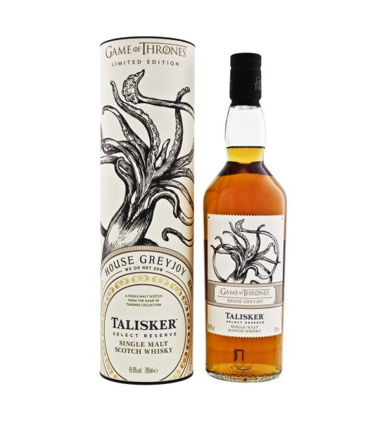 Talisker Select Reserve House Greyjoy 0.7L