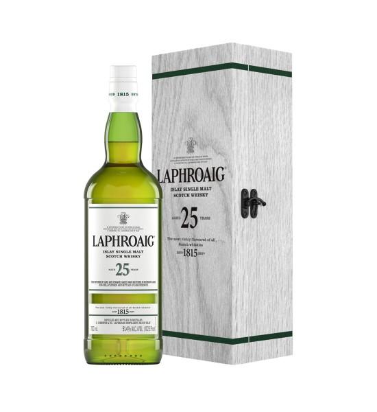 Laphroaig 25 ani 0.7L