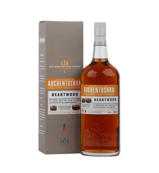 Auchentoshan Heartwood 1L