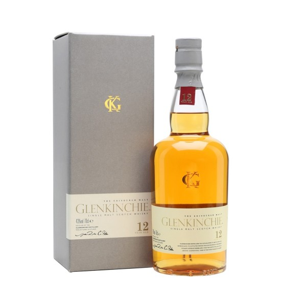 Glenkinchie 12 ani 0.7L