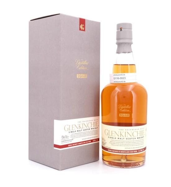 Glenkinchie Distiller Edition Amontillado Cask Wood 0.7L