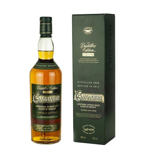 Cragganmore Distillers Edition 2005-2017 0.7L