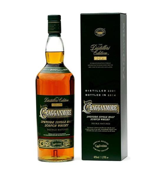 Cragganmore Distillers Edition 2001-2014 1L
