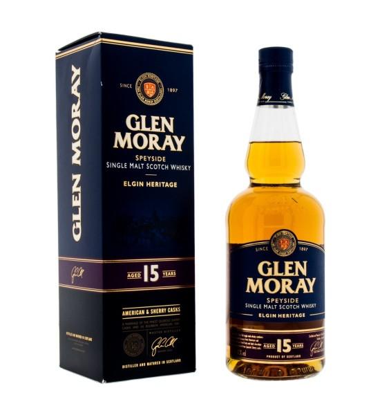 Glen Moray Elgin Heritage 15 ani 0.7L