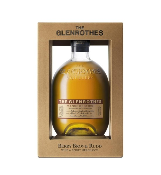 The Glenrothes Manse Reserve 0.7L